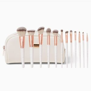 BH Cosmetics rose romance 12 piece brush set